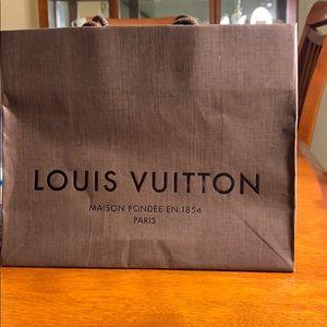 Louis Vuitton Small Shopping Bag